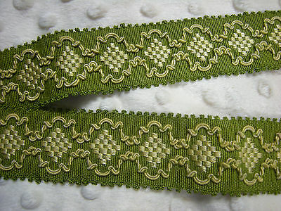 10 3/4 Yard Decorative Braid Gimp Sewing Upholstery Trim