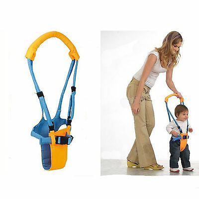 Toddler Walking Learning Assistant Leash Kid Strap Infant Harness Belt Keeper