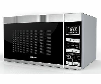 Sharp R861 Flat Tray Combination Microwave - Silver -From the Argos Shop on ebay