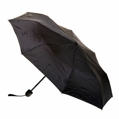 Mini Maxi Manual Umbrella - Black