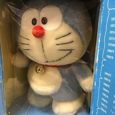 Never Use! Doraemon Figure Stuffed Toy 30th Anniversary Limited Edition