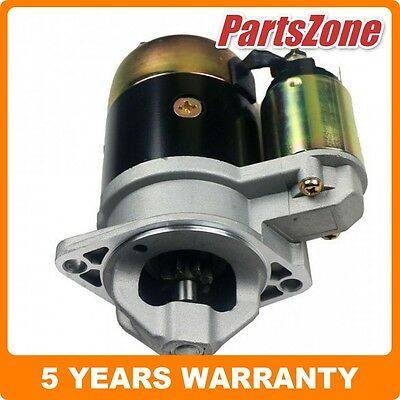 New Starter Motor Fit for Nissan Navara D21 Engine Z20 2.0L petrol
