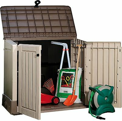 Keter Plastic Woodland Midi Store It Out Shed -From the Argos Shop on ebay