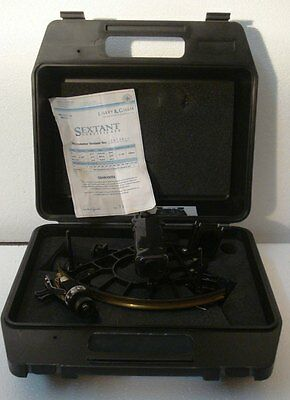 LILLEY & GILLIE Marine Sextant - No. 38736  -  Made in ENGLAND