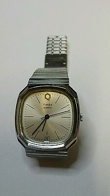 Vintage Timex Uhr Watch Quartz