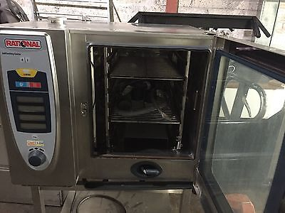 Rational 6 Grid Electric Combi Oven