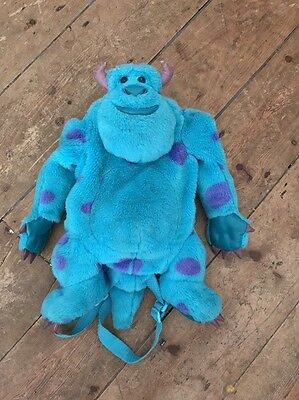Disney Monsters Inc Sully Backpack