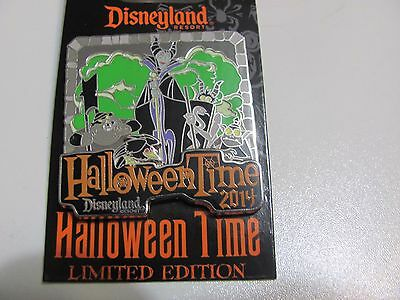 Disney Halloween Time Maleficent Pin LE 3000 2014