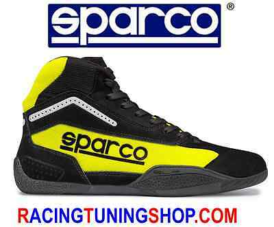 Scarpe Kart Sparco Gamma Karting 2017 Shoes Boots Kart Schuhe - Fast Delivery