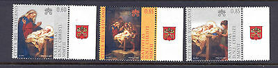 JAM M87 Vatican 2007 MNH Christmas Nativity Art Painting G Cali CV 7 eur