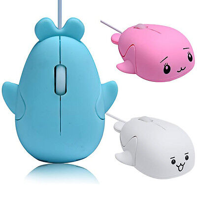 USB Optical Gaming Game 1200 DPI Mouse Maus Cute Schwein Mouse For PC Laptop