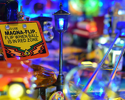 Twilight Zone Pinball Street Lamp