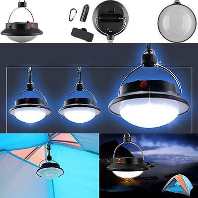 60 LED Portable Rechargable Tent Night Light Lantern Hiking Camping Outdoor Lamp