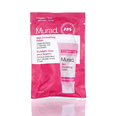 Murad Pore Reform Skin Smoothing Polish 0.33oz/10ml TRAVEL