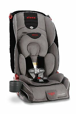 Diono Radian R120 Convertible Car Seat In Storm Brand New!!