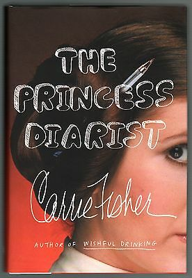 Carrie Fisher - The Princess Diarist (Hardcover) • NEW • Leia, Debbie Reynolds