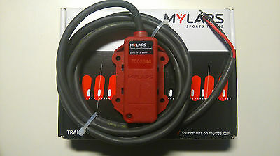NEW Mylaps TranX3 260 Car Direct Power 12V transponder (no subscription needed)