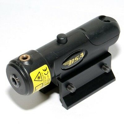 Red Laser Sight Scope with 11mm/20mm Rail Base