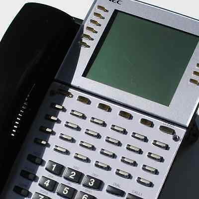 NEC Aspire 34 Button Super Display Phone 0890049 Tested by Certified NEC Tech