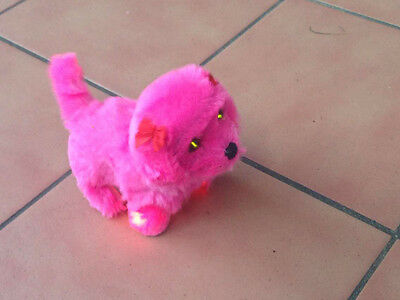 Battery Operated Dog Puppy X'mas Birthday Gift Toy Wholesale with Light & Sound