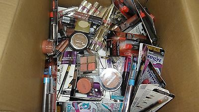 Mixed lot of wholesale cosmetics loreal,maybelline Sally Hansen & more 100 pcs