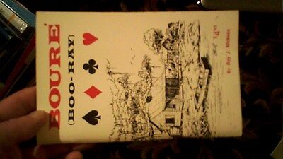 BOURE' BOO-RAY RARE roy j. nickens Gambling Strategy Poker Bridge booklet 1972