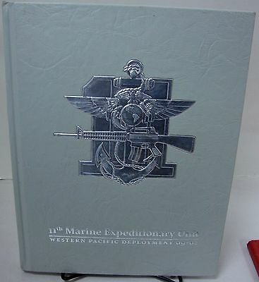 11Th Marine Expeditionary Unit Western Pacific Deployment Cruise Book 2009-10