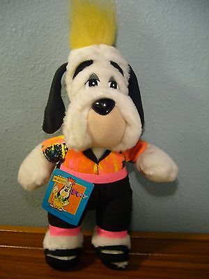 "1989 Turner DROOPY Tom & Jerry Classic Cartoon Dog 13"" Plush Vintage Stuffed Toy"