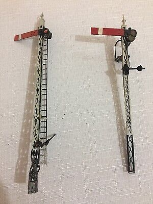 O gauge signals; Used good condition.