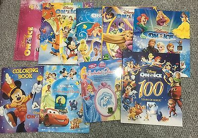 Disney on ice Programmes, Colouring Books, How To Draw Mickey, Princesses Books