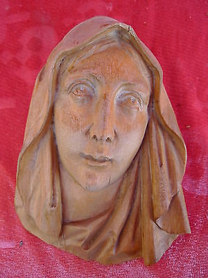 pretty,old wood relief__madonna ( Mary)___Tyrol_