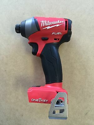 Milwaukee 2757-20 NEW M18 18V Fuel Li-Ion 1/4 in. Impact Driver with ONE-KEY