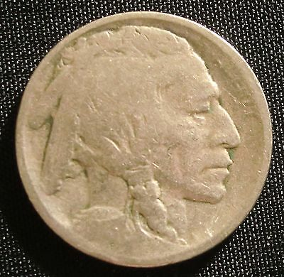 1913 Philadelphia Mint Indian Head Buffalo Nickel  Type 1