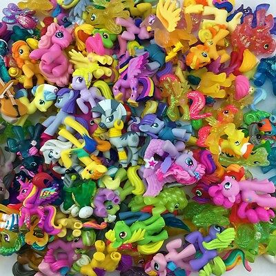15pcs/set My Little Pony Blind Bag Friendship is Magic Hasbro figure Baby Toy