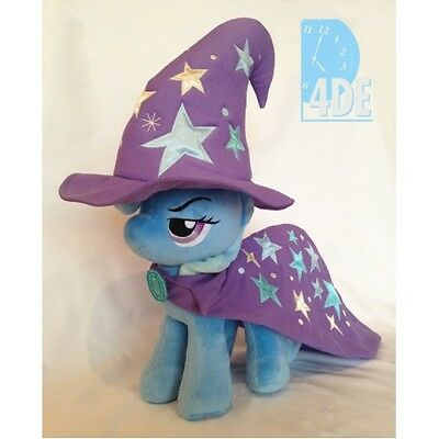 """My Little Pony The Great and Powerful Trixie 10.5"""" Plush by 4DE"""