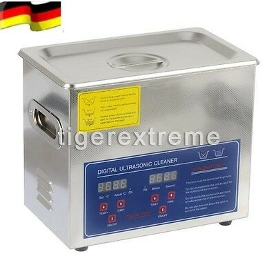 PS-20A 3L 120W Digital Stainless Steel Ultrasonic Cleaner w/Industry Heater DHL