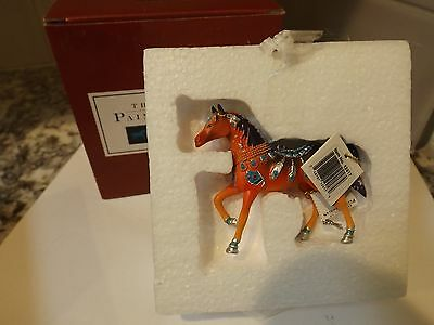 2007 Trail of Painted Ponies Ornament Native Jewel Pony RETIRED