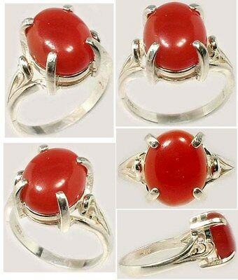 18thC Antique 4ct Carnelian Ancient Roman Courage Strength Virility Evil Eye Gem