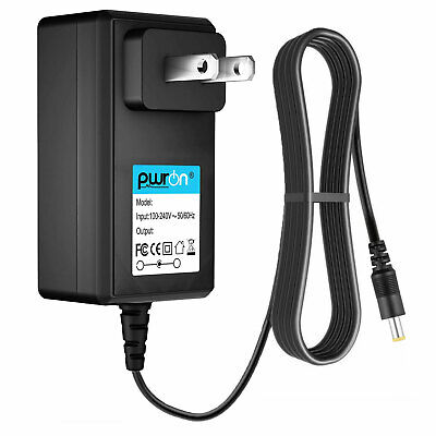 PwrON AC DC Adapter For Sony BDP-BX350 BDPBX350 Blu-ray Disc DVD Player Power