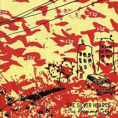 The Silver Hearts - Our Precious City [New CD]