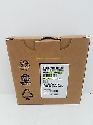 Globe Roamer New Motorola PNMM4409BR MotoTRBO DP4000 Series Battery Twin Pack