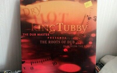 King tubby - Roots of dub & Dub from the roots - vinyl Reggae LP