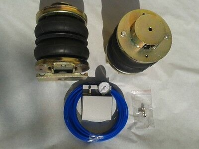 Fiat Ducato, Boxer, Relay 1996-2015 Motorhome Air Suspension Kit With Compressor