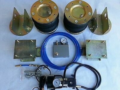 Ford Transit Single Wheel Fwd+ Compressor + Onboard Control System