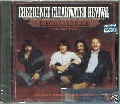 Creedence Clearwater Revival Chronicle Vol 2 Sealed Cd Best Greatest Hits