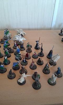 Mixed Lord of the Rings miniatures