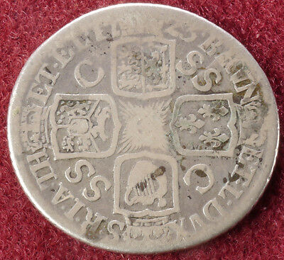 GB Shilling 1723 SSC (C2210)
