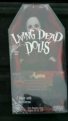 living dead doll series 19 AGANA sealed !