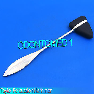 Taylor Percussion (Reflex) Hammer Medical Surgical