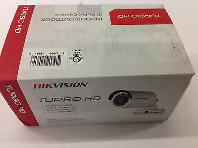 HIK VISION Turbo HD Bullet Security Camera HD Weatherproof DS-2CE16D1T-IR-2.8MM